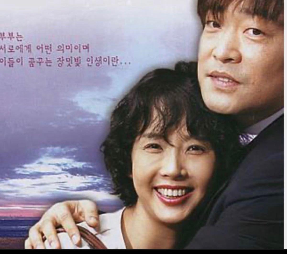 韓国ドラマ DVD  バラ色の人生
