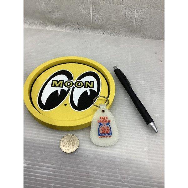 ムーンアイズ MOONEYES キーホルダーMOON Rod & Surf Key Ring (MKR070)車 バイク アメリカン雑貨_画像3