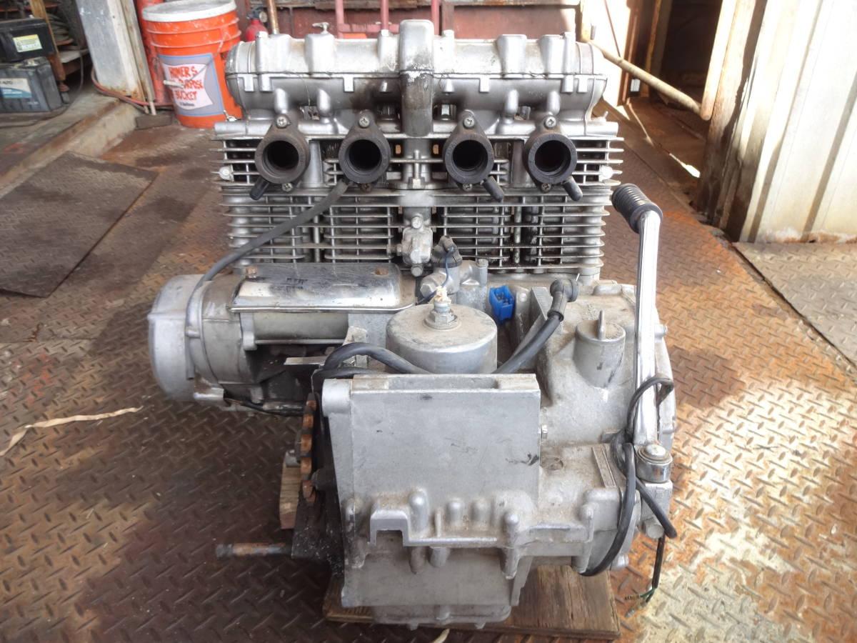 「当時物 KZ1000系 オリジナル コンプリート エンジン 引き取り希望!」の画像3