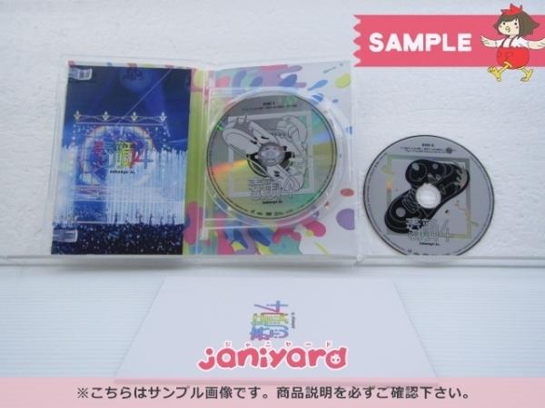 ジャニーズJr. DVD 素顔4 ジャニーズJr.盤 2DVD SixTONES/Snow Man/Travis Japan/HiHi Jets/美 少年/なにわ男子 [良品]_画像2