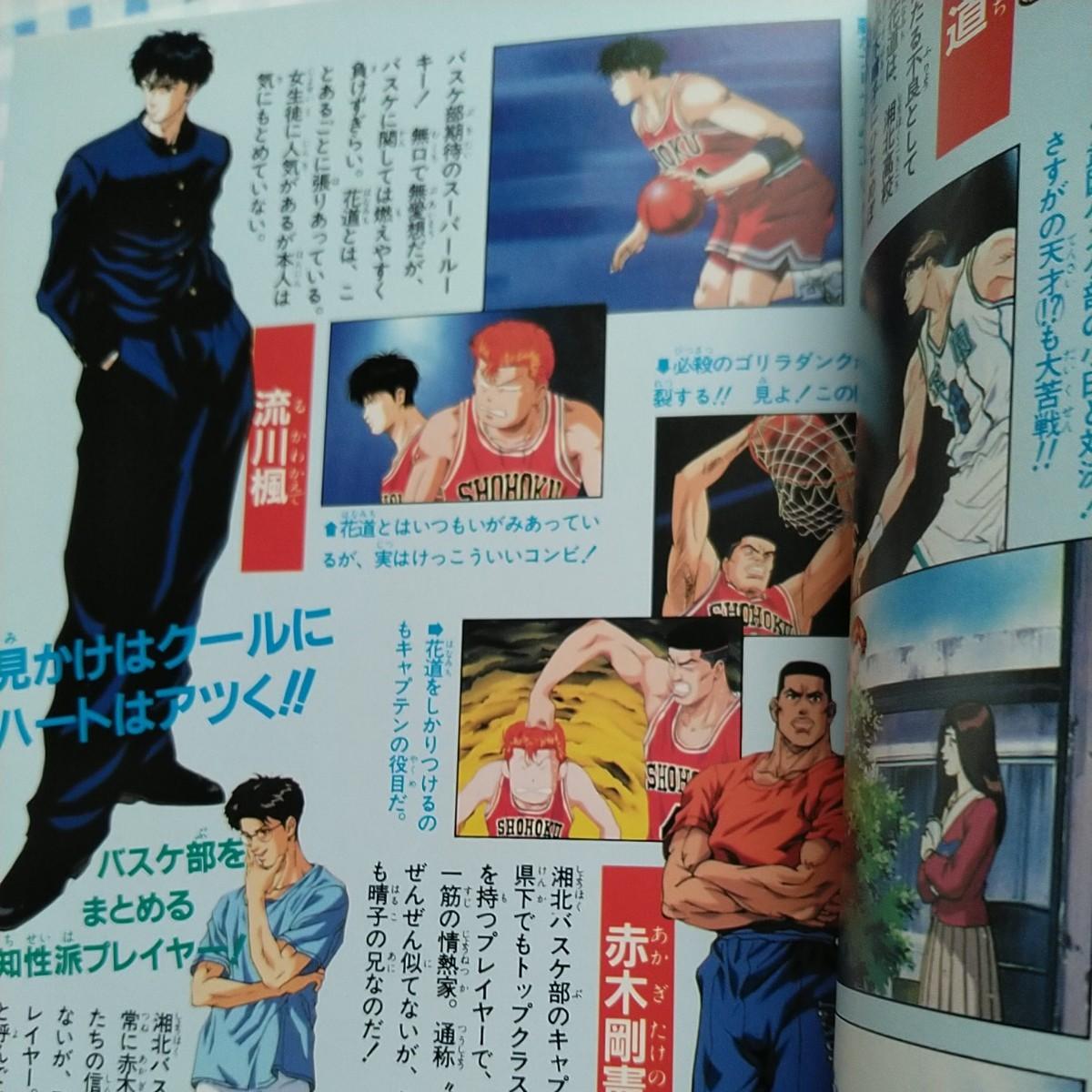 SLAM DUNK  1 アニメコミックス/集英社/週刊少年ジャンプ編集部