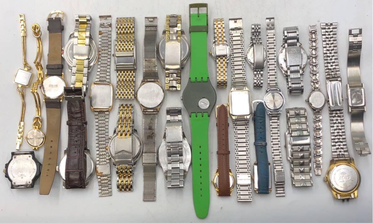 S1136 時計 SEIKOなど大量まとめ売り_画像6