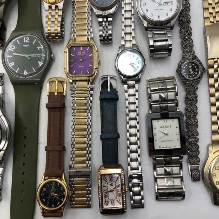 S1136 時計 SEIKOなど大量まとめ売り_画像4