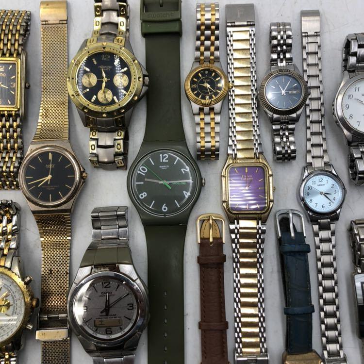 S1136 時計 SEIKOなど大量まとめ売り_画像3