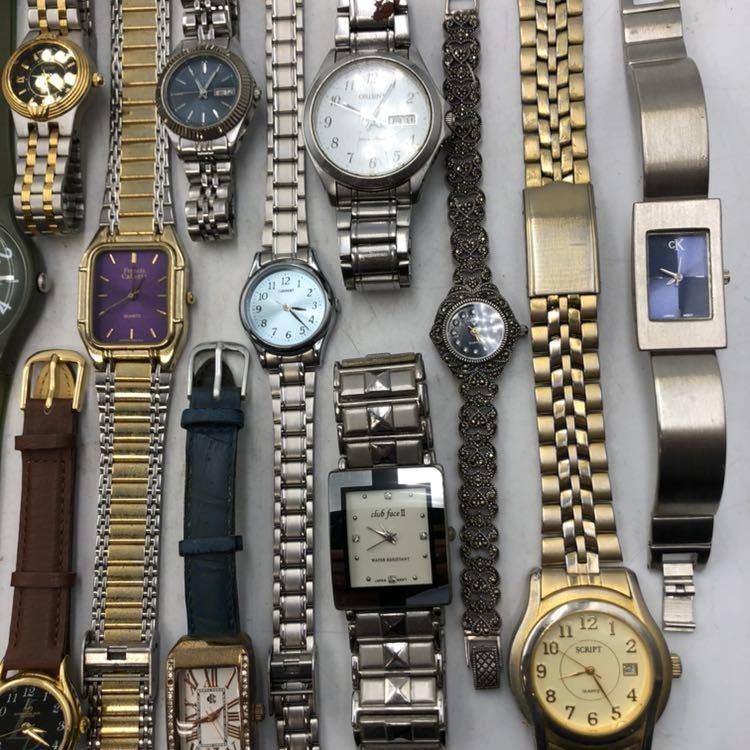 S1136 時計 SEIKOなど大量まとめ売り_画像5