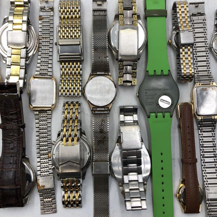 S1136 時計 SEIKOなど大量まとめ売り_画像8