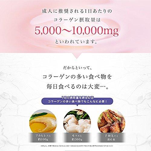 新品激安即決 森永製菓 おいしいコラーゲンドリンク 125ml×12本 ピーチ味 [ 美容 コラーゲン セラミド ビ_画像5