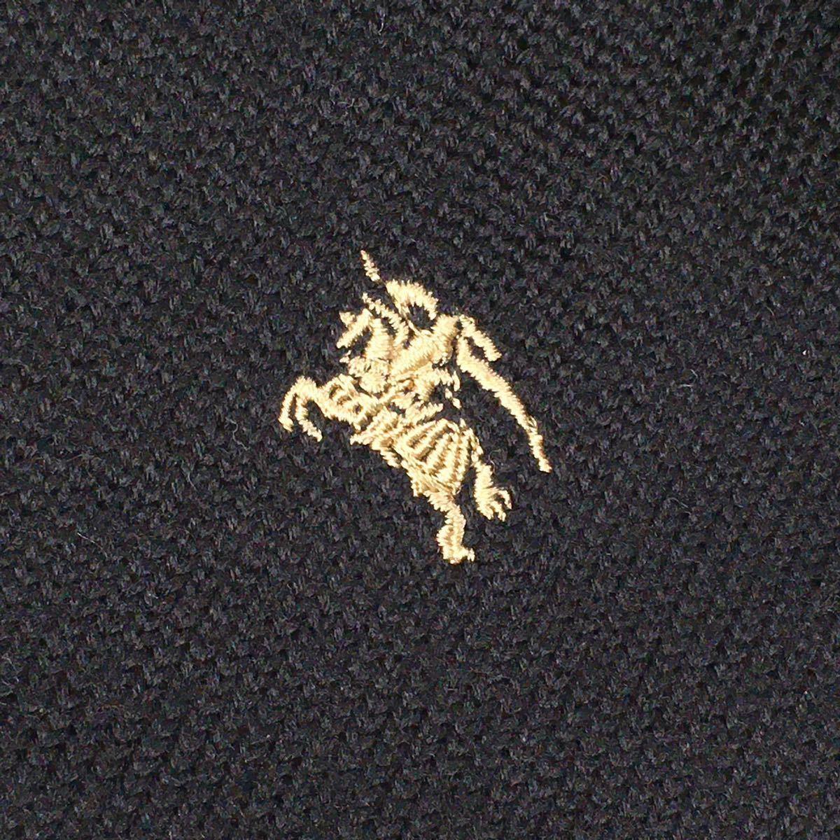 ★極美品★上質!ウール★バーバリーブラックレーベル ニットジャケット ジップアップ ブルゾン アウター Burberry Black label_画像2