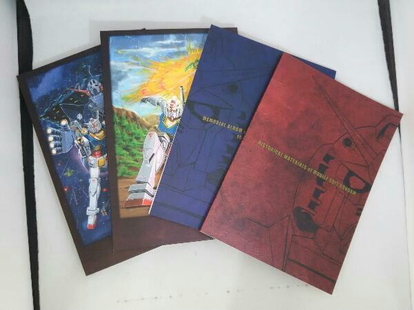 ジャンク [箱日焼けあり] 機動戦士ガンダム Blu-ray メモリアルボックス(Blu-ray Disc)_画像4