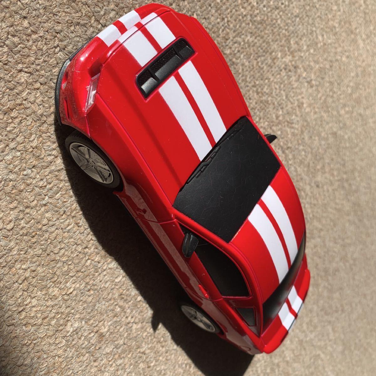 【送料込み】フォード シェルビー GT500 ラジコン ラジコンカー