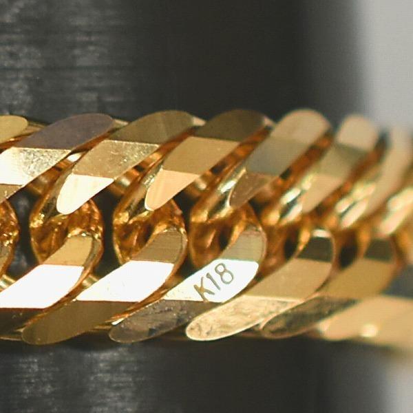 K18 アクセサリー リング 指輪 18金 ゴールド 11号 誕生日プレゼント クリスマスプレゼント クリスマス 贈り物 ギフト BOX付_画像2