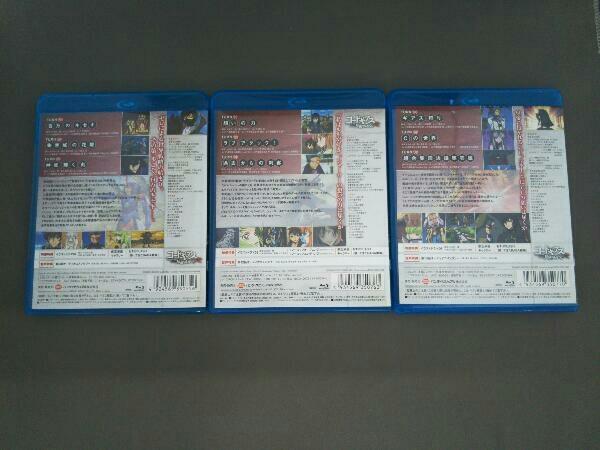 【※※※】[全9巻セット]コードギアス 反逆のルルーシュ R2 volume1~9(Blu-ray Disc)_画像6