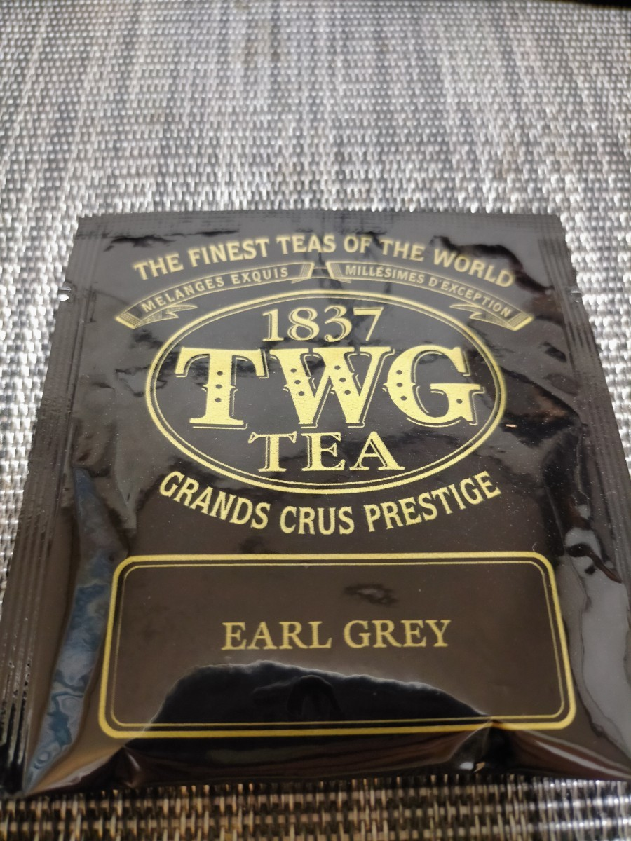 TWG 高級紅茶 7袋セット