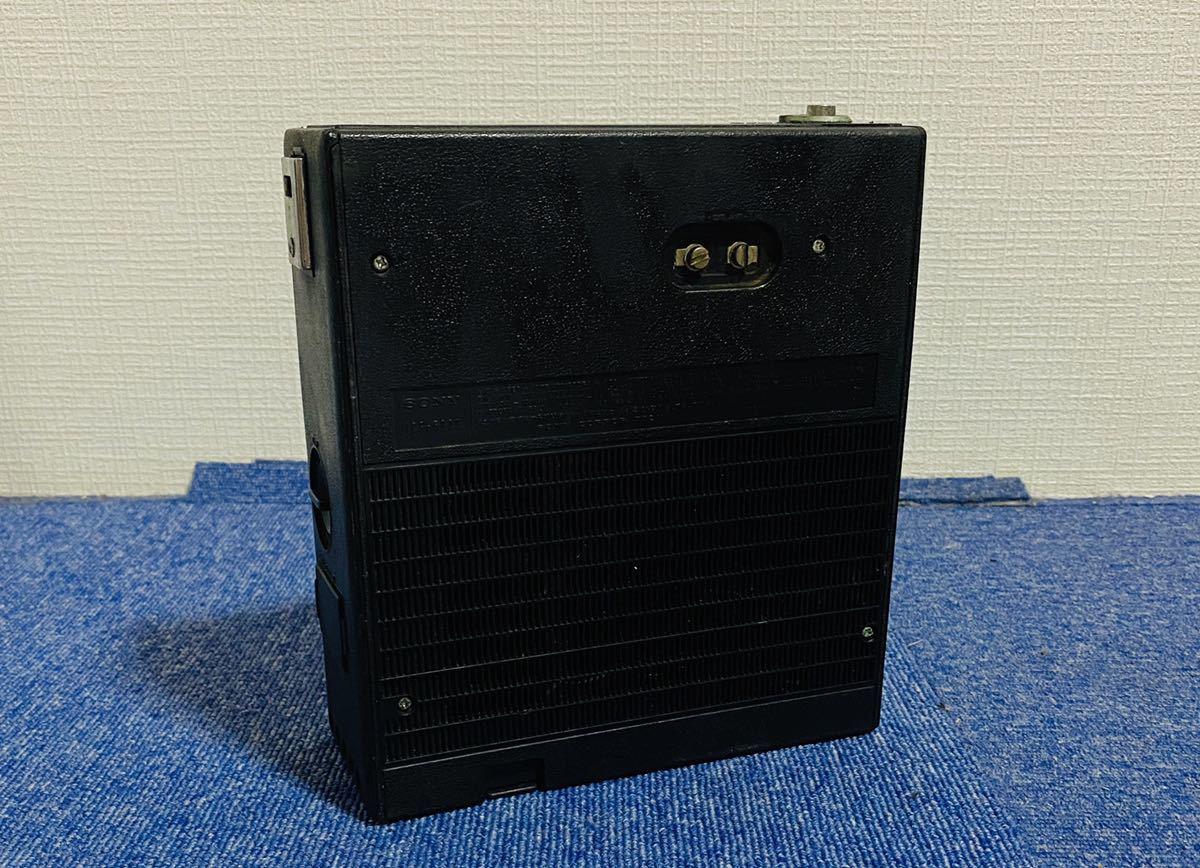 SONY ICF-5800 ラジオ ブラック Skysensor FM/AM 5BAND RECEIVER ソニー スカイセンサー ライトOK_画像6