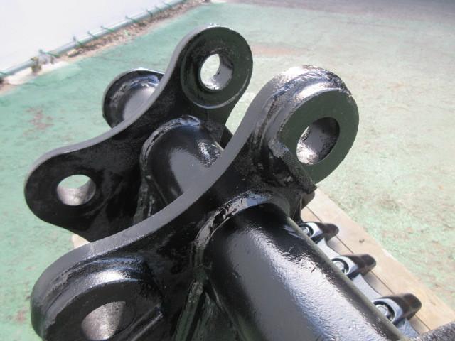 FR42 重機 用 バケット ピン径35mm 幅420mm ユンボ 建設機械_画像8