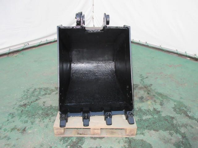 FR52 重機 用 バケット ピン径45mm 幅600mm ユンボ 建設機械 ショベル_画像1