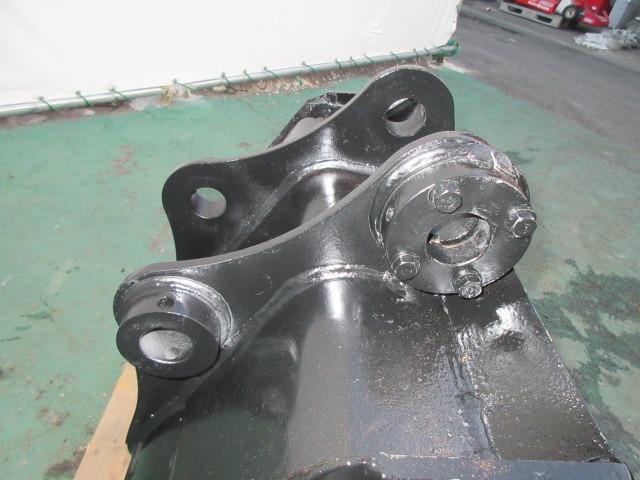 FR52 重機 用 バケット ピン径45mm 幅600mm ユンボ 建設機械 ショベル_画像7