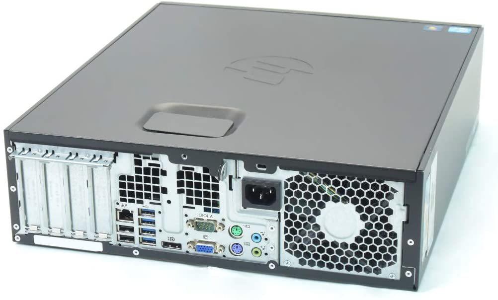 ■驚速 省スペース HP i7-2600 3.8Gx8/8GB■新SSD:240GB+大容量HDD:1TB Win10/Office2019 Pro/USB3.0/追加WIFI■.Compaq PRO.6300 SFF 3_画像4