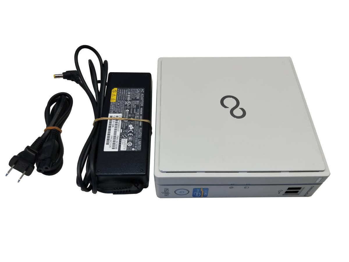 ■驚速 超省スペースタイプ Fujitsu Core i7-3770T 2.5-3.7GHz x8/16GB■新品SSD:960GB Win10/Office2019 Pro/無線 WiFi.■B532/G -5_画像7