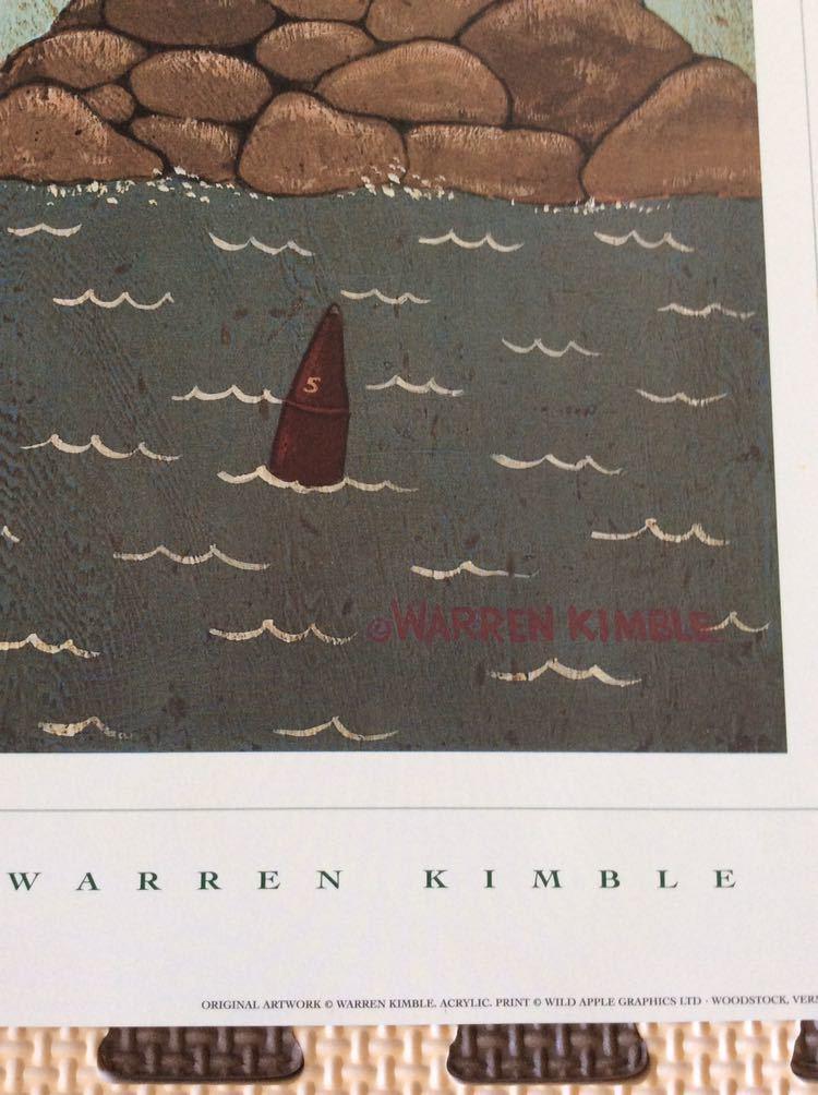 ★Y1★Warren・kimble ウォーレン・キンブレ ポスター