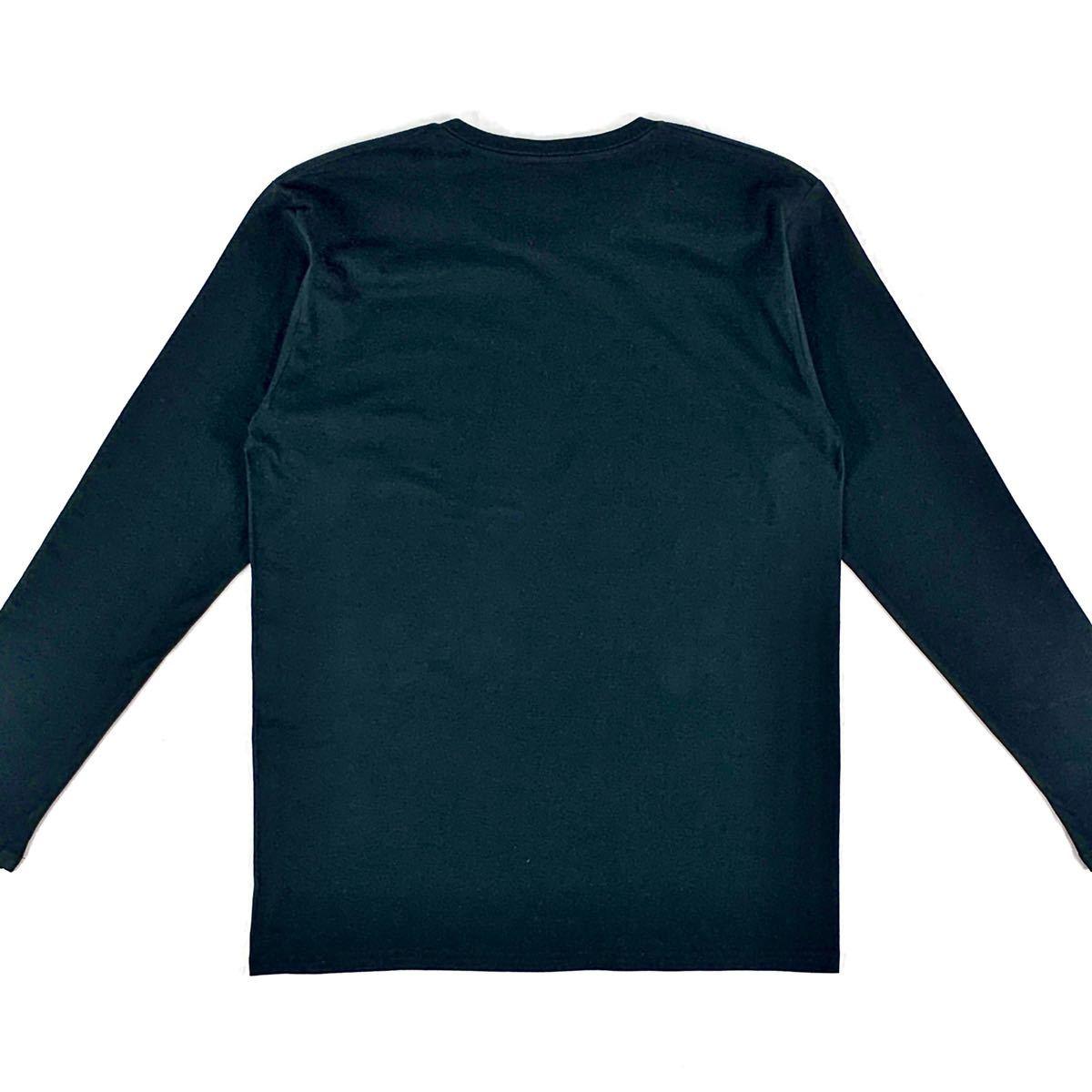 新品 ジミーペイジ レッドツェッペリン ギタリスト ロック バンド 黒 ロンT 長袖 Tシャツ XS S M L XL ビッグ オーバー サイズ XXL~4XL 可_画像10