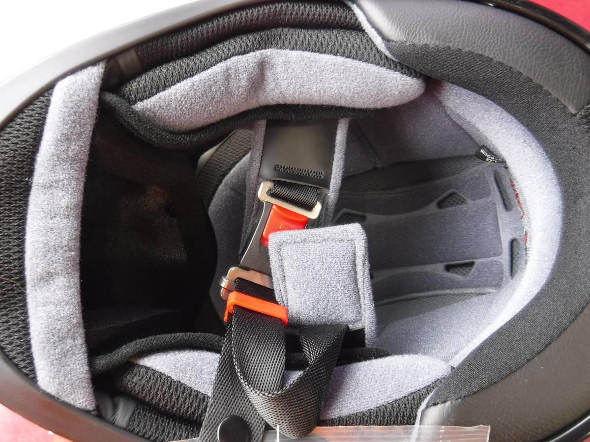 即納 ポラリス 純正 スノーモービル用 ヘルメット XL:61-62cm AF1.5 ブラックxホワイトxデュアルシールド ゴーグルいらず polaris_画像8
