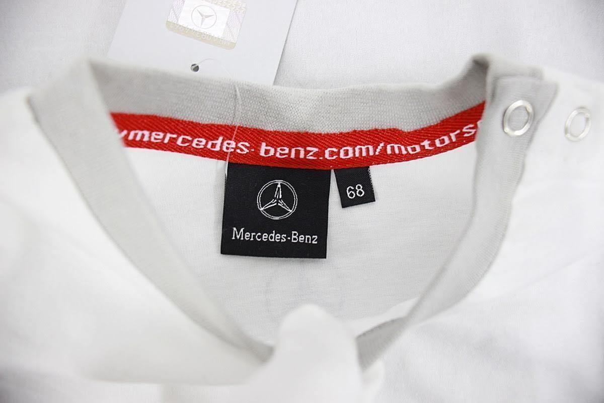 ☆タグ付き保管品☆Mercedes-Benz メルセデスベンツ☆半袖Tシャツ☆Boys ボーイズ☆Size 68 サイズ68☆_画像4