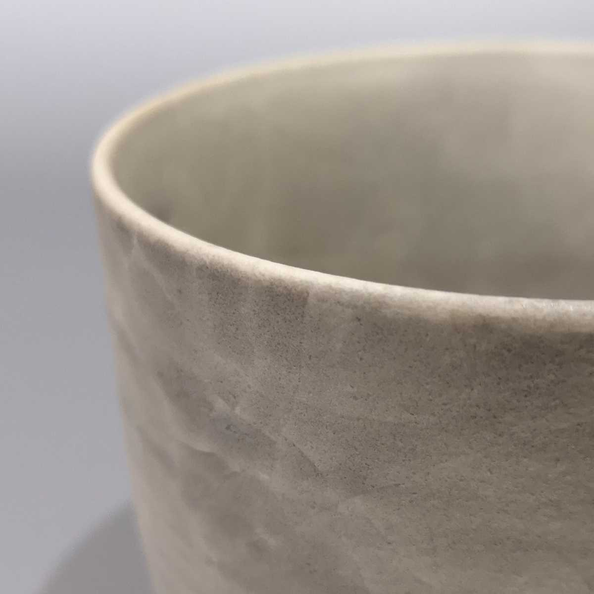 叶46)萩焼 コーヒーカップ マグカップ 珈琲器 未使用新品 同梱歓迎_画像9