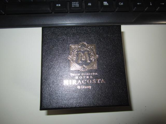 TDS ホテルミラコスタ ジュエリーボックス 小物入れ ディズニーシー ロイヤルケース_画像3