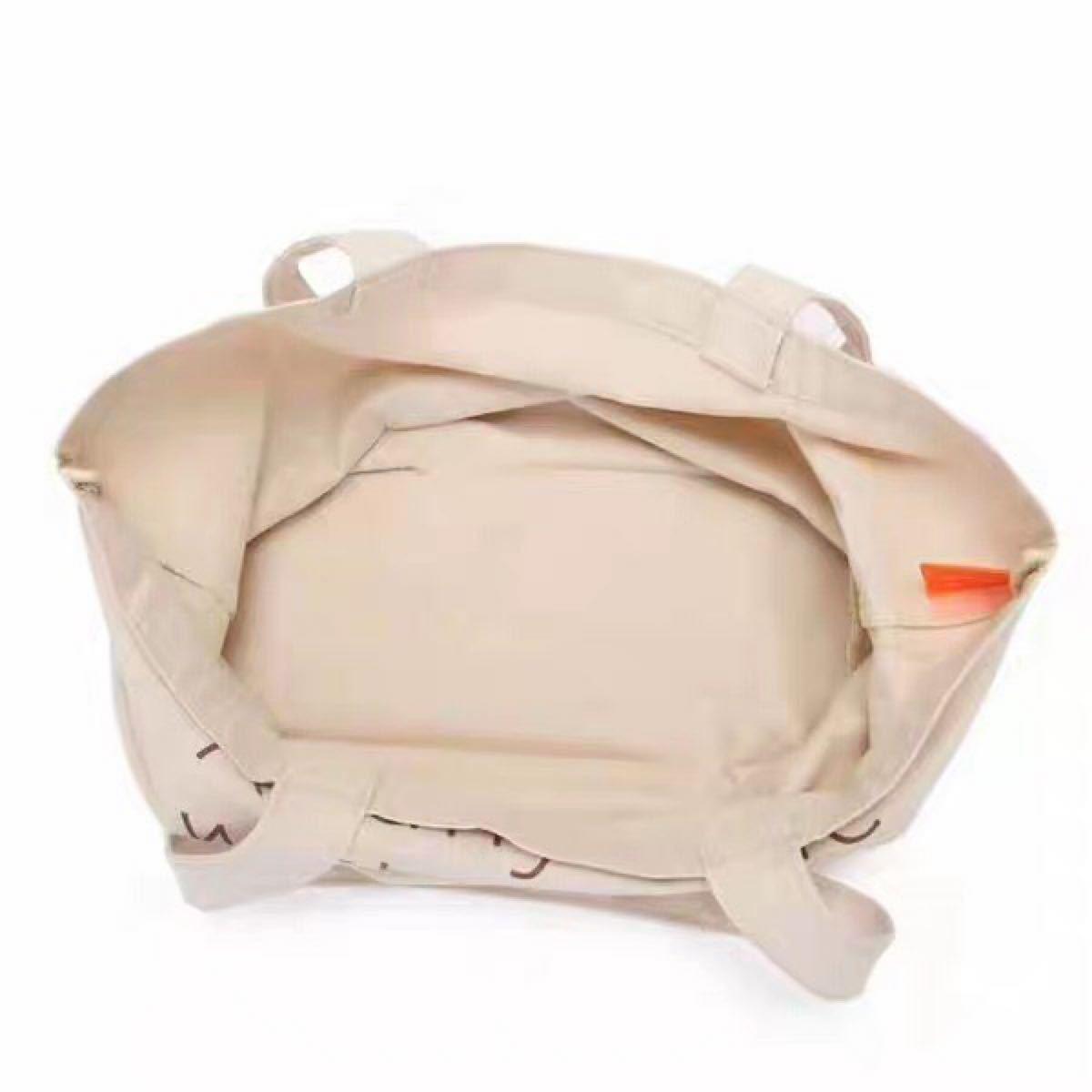 エコバッグ ミッフィー エコバッグ ショッピングバッグ 洗える 大容量