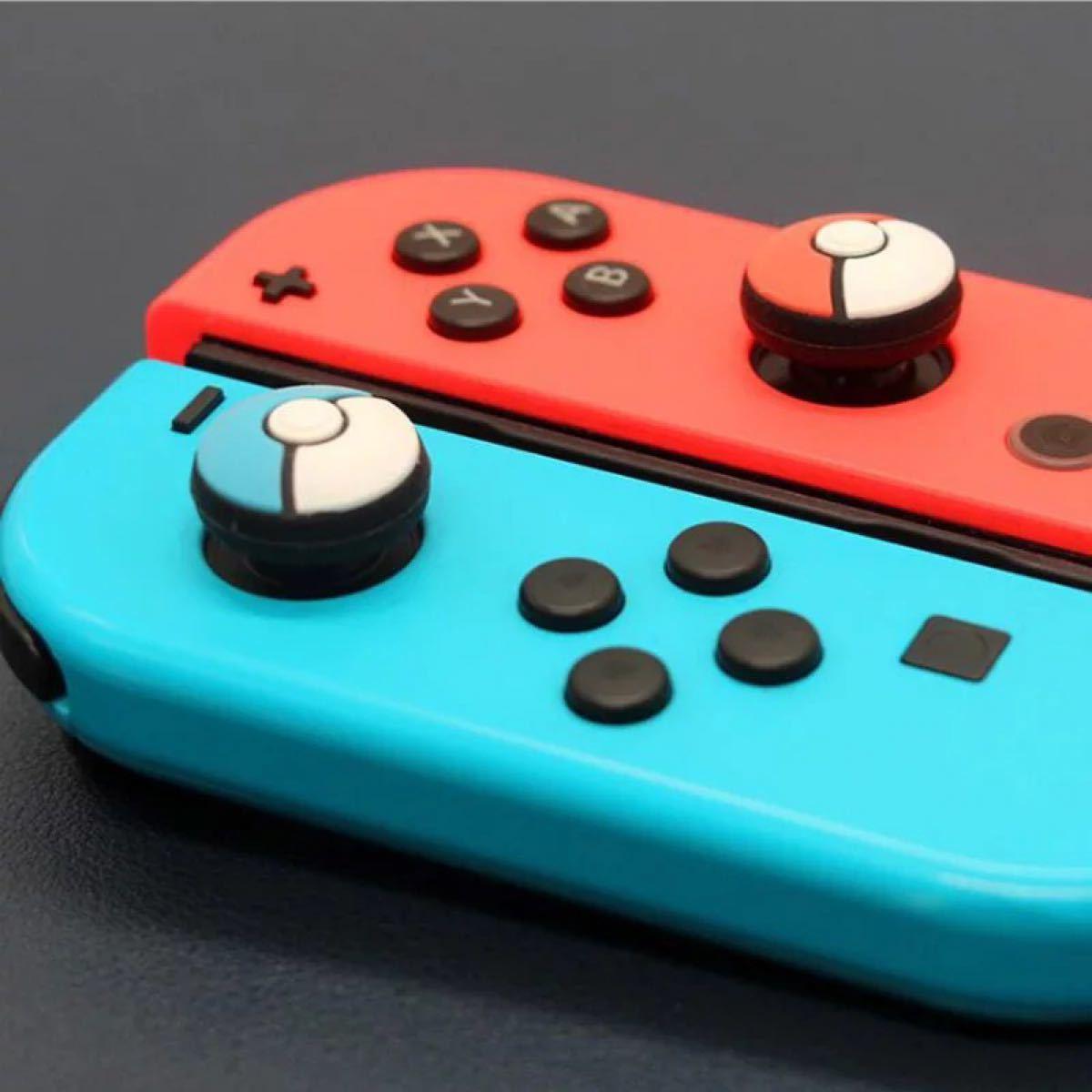 ジョイコン Switch スイッチ カバー シリコン Joy-Con ポケモン