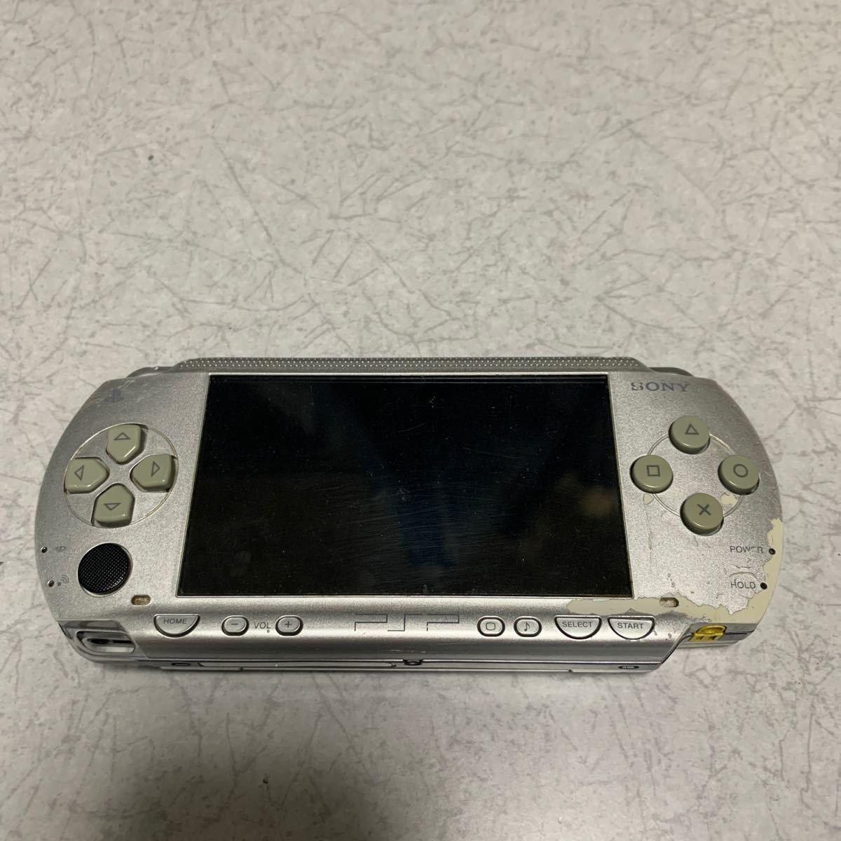 SONY PSP-1000 シルバー