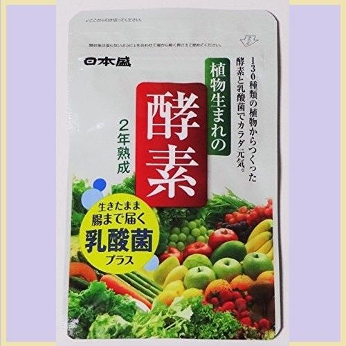 ☆☆大好評新品 植物生まれの酵素 日本盛 H-BE 乳酸菌プラス 62粒