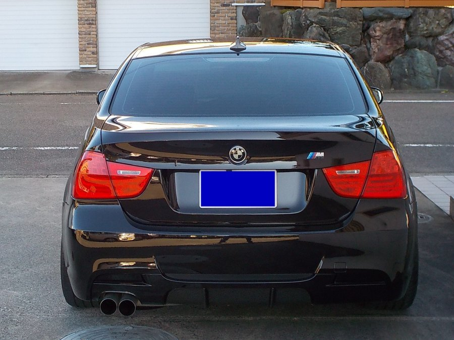 Individualルビ-ブラック320Mスポ. カ-ボンインテ-ク.車高調.パフォ-ブレ-キ.アルカンステアパドル.ダコタレザ-.デュアルシュニッツァ-19AW_画像6