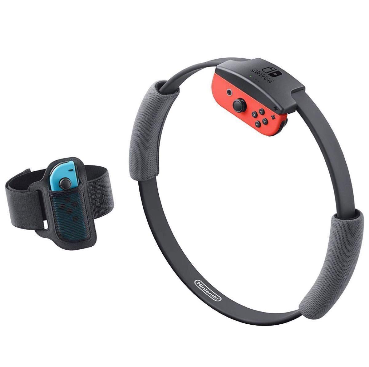 新品 Nintendo Switch 本体 リングフィットアドベンチャー セット