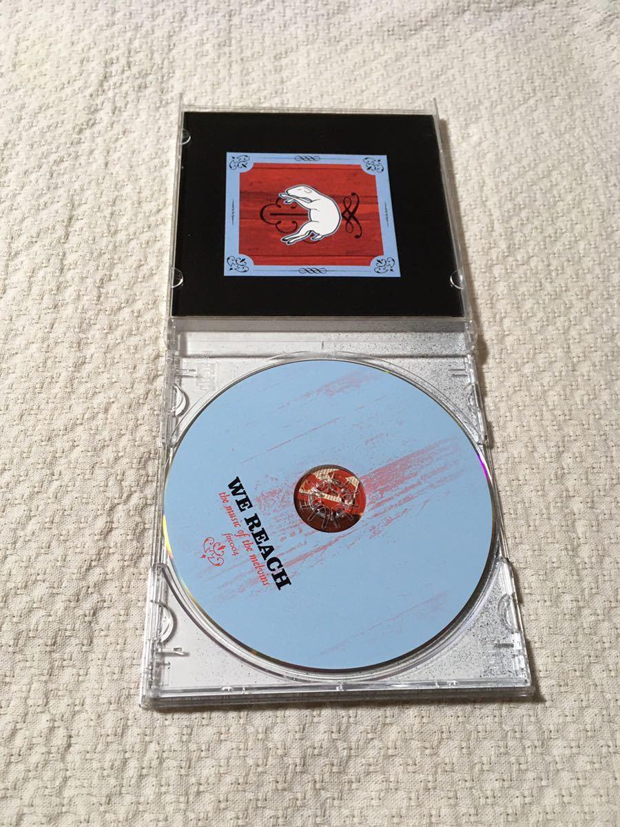 ★廃盤 メルヴィンズ WE REACH the music of the melvins CD メルビンズ nirvana faith no more neurosis tool ロック ストナー デザート