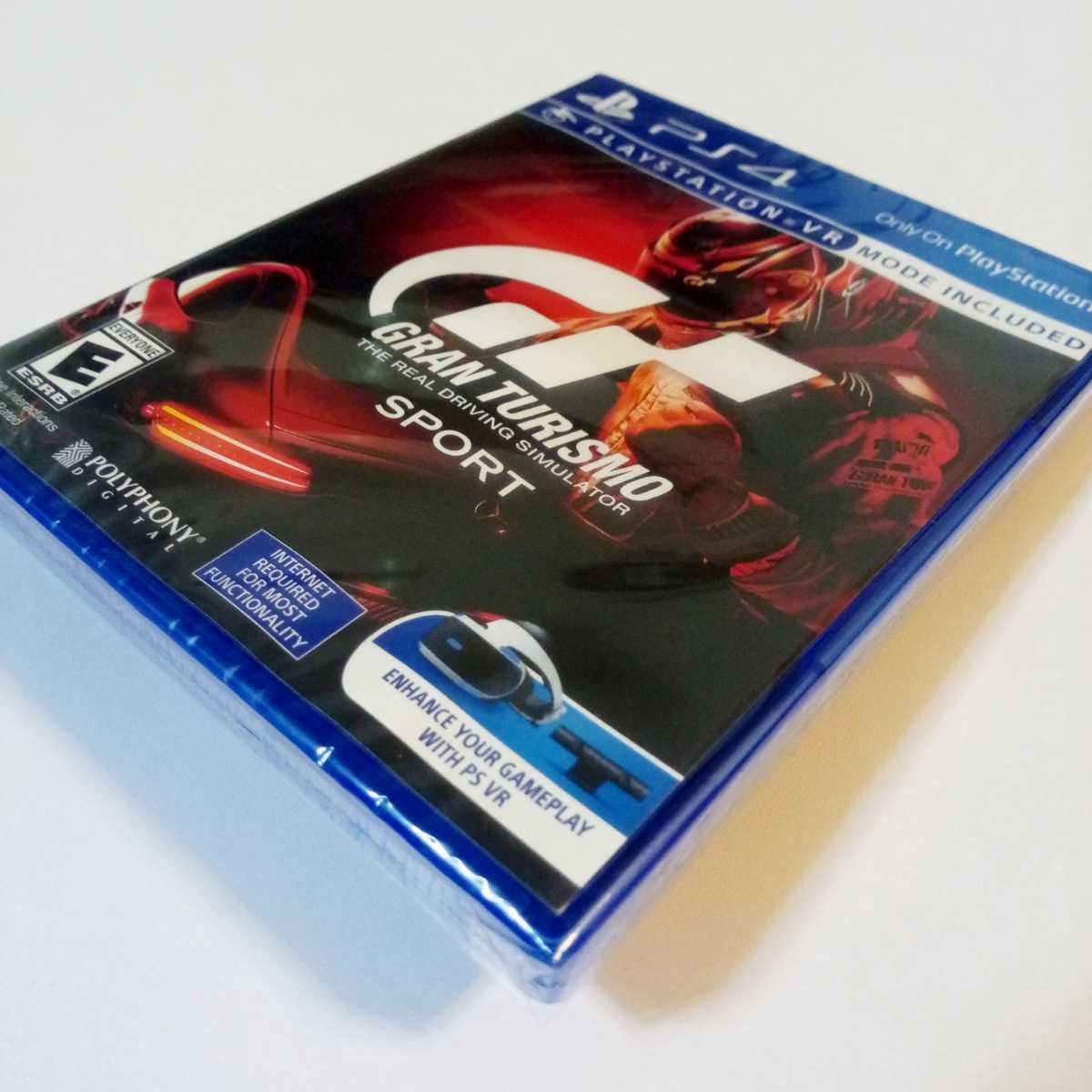 Gran Turismo Sport PS4 北米版 グランツーリスモスポーツ