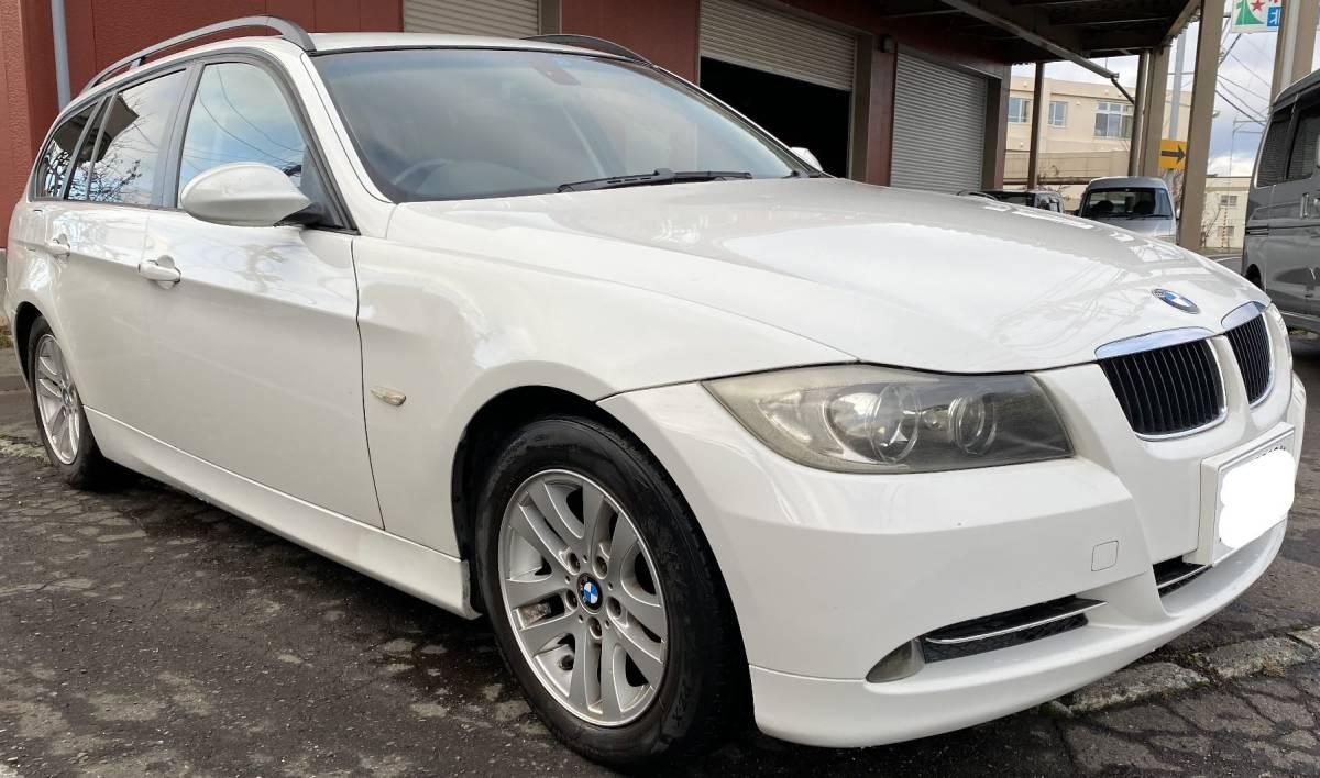 「☆彡 BMW320i ツーリング ハッチバック車検付き ☆彡」の画像2