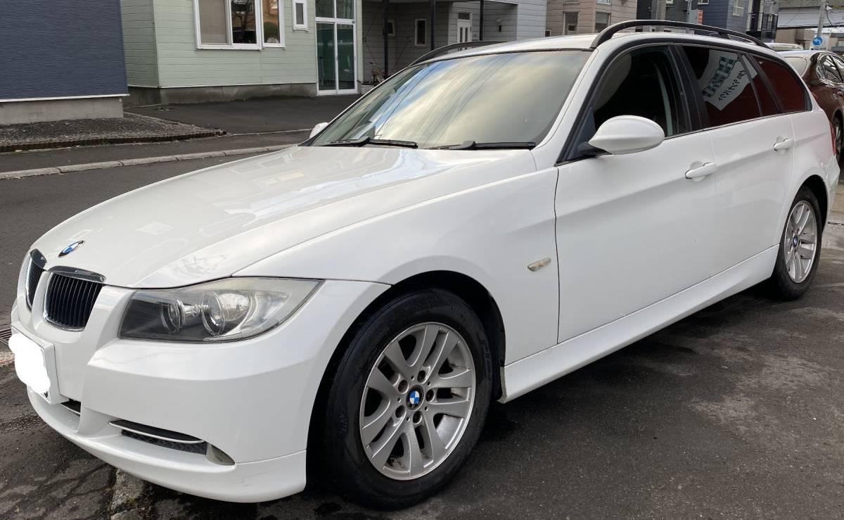 「☆彡 BMW320i ツーリング ハッチバック車検付き ☆彡」の画像1