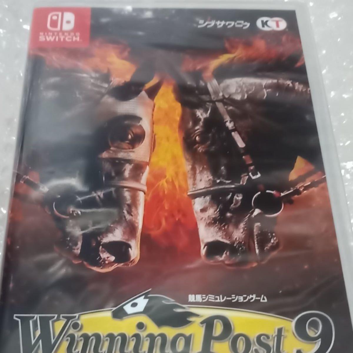 【Switch】 Winning Post 9 新品未開封