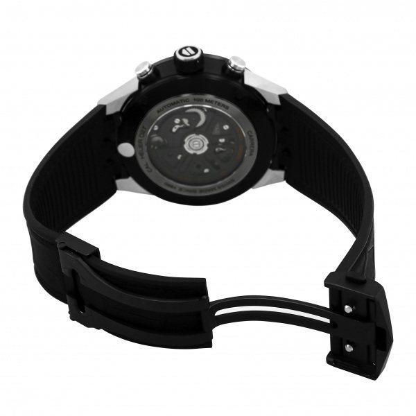 タグ・ホイヤー TAG HEUER カレラ キャリバー ホイヤー02T トゥールビヨン CAR5A8Y.FC6377 グレー文字盤 中古 腕時計 メンズ_画像6