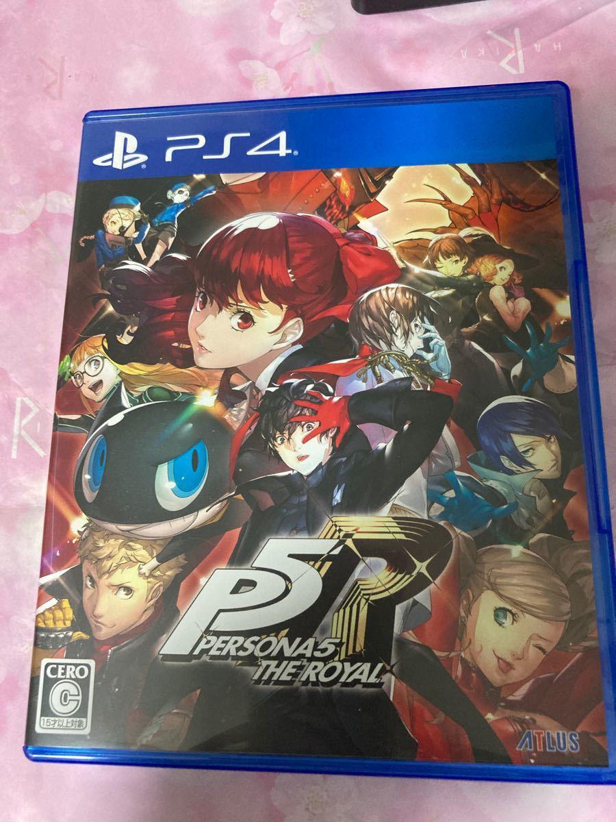 中古 PS4ソフト ペルソナ5 ザ・ロイヤル