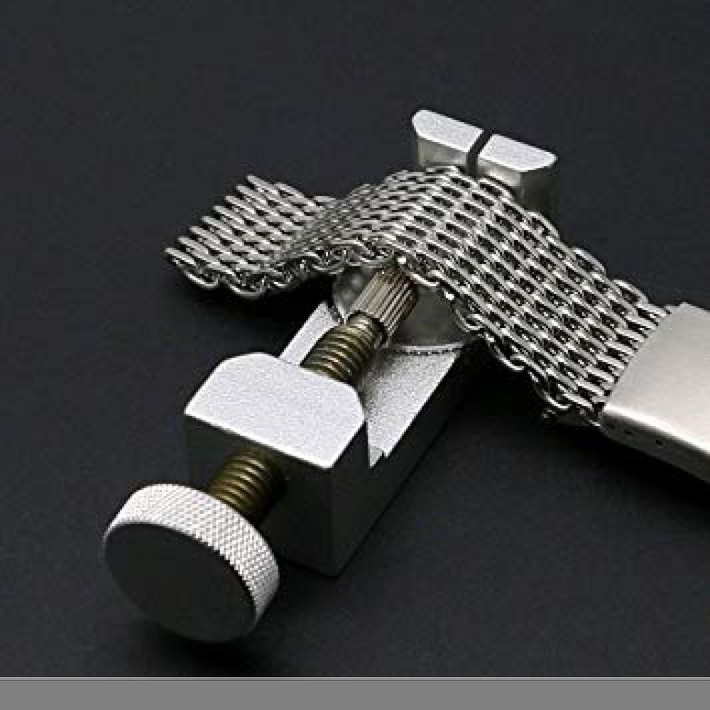 即決・Powanfity_JP 時計工具 腕時計工具 腕時計ベルト 調整工具 セット バンド修理 サイズ調整 ベルト調整 ツー_画像2