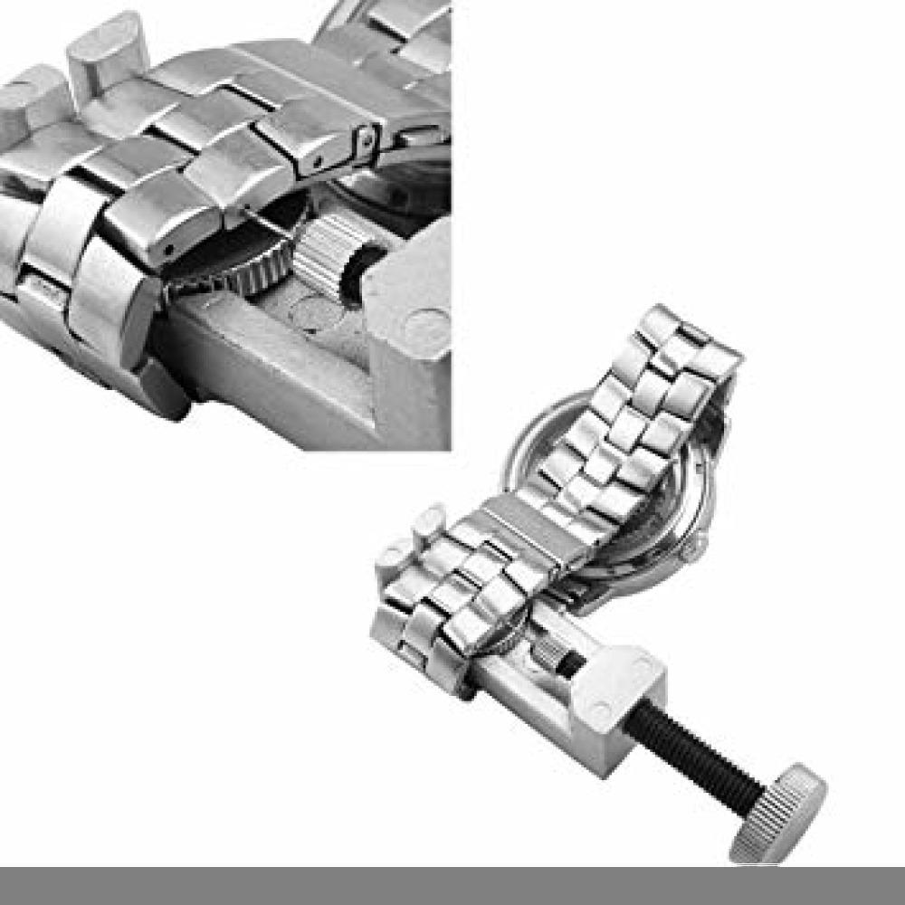 即決・Powanfity_JP 時計工具 腕時計工具 腕時計ベルト 調整工具 セット バンド修理 サイズ調整 ベルト調整 ツー_画像4