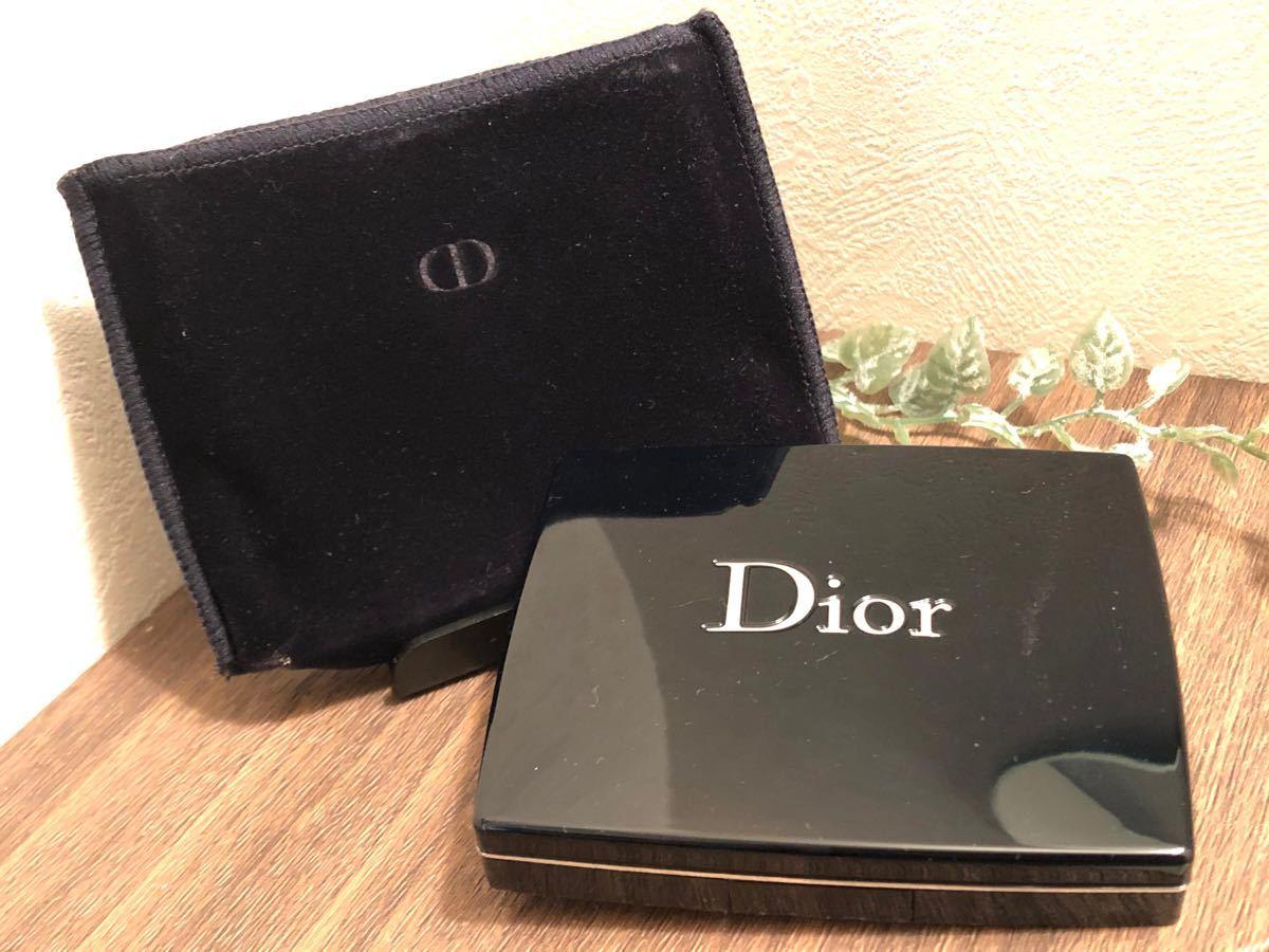 【Dior】ディオールアイシャドウ サンククルール5COULEURS