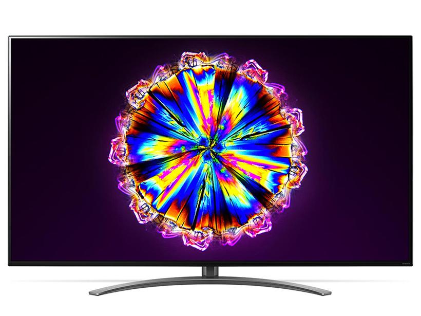 LG エルジー 75NANO91JNA [75インチ] 2020年6月発売品の超美品の展示品 1年保証 4Kチューナーを搭載した4K液晶テレビOI_画像1