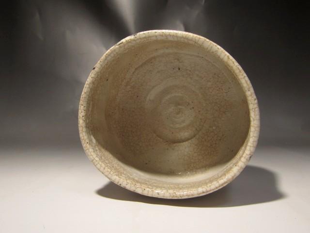 加藤卓男 志野茶碗 風格のある見事な作品 s461_画像7
