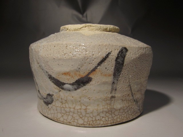 加藤卓男 志野茶碗 風格のある見事な作品 s461_画像8