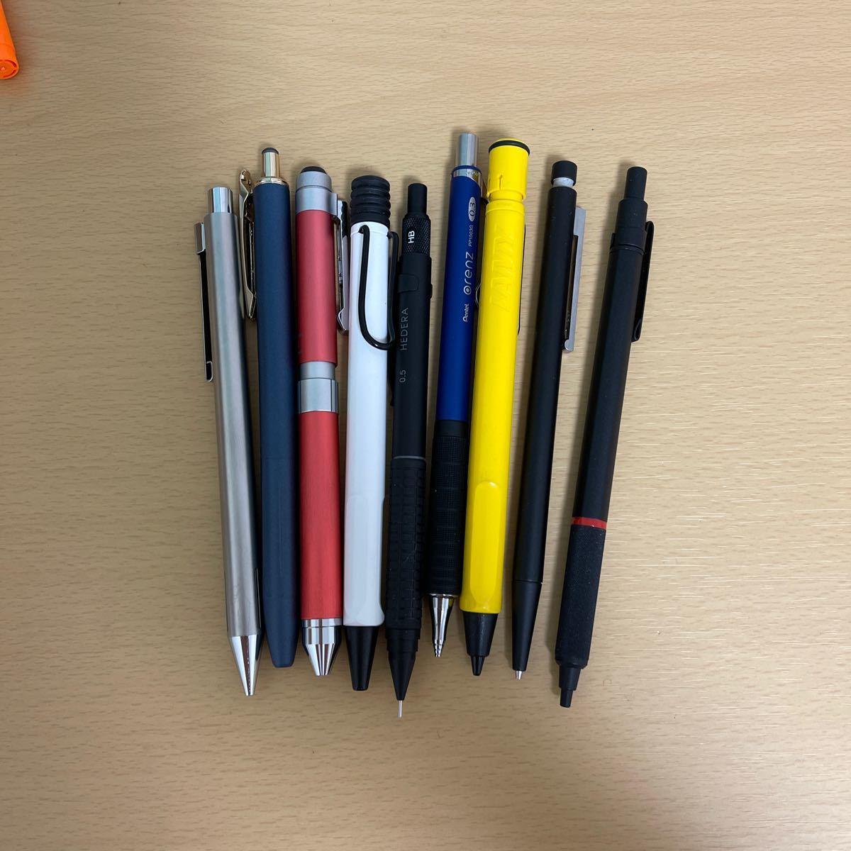 シャープペン、ボールペンまとめセット