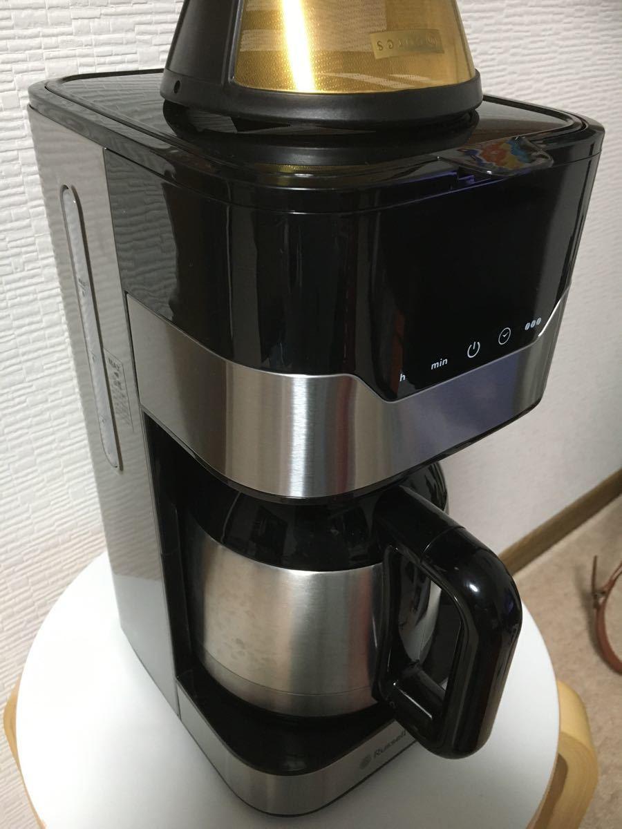 ラッセルホブス コレス ゴールドフィルター付属コーヒーメーカー グランドリップ